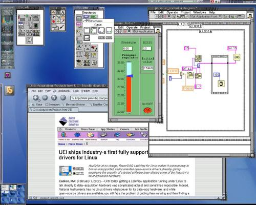 LabView 5.1 for Linux