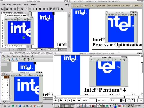 4 смотрелки PDF-ов в сравнении