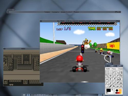 И на Linux будет Mario играть