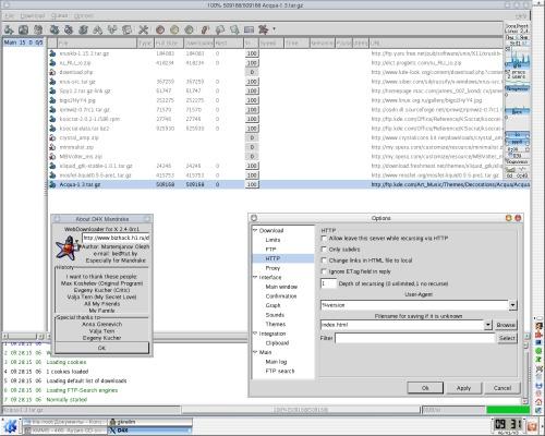 Downloader for X - лучшая качалка под Линукс!?!