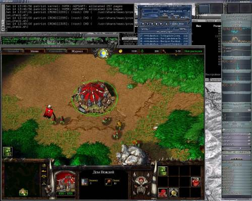 winex 2.2.1 WarCraft3