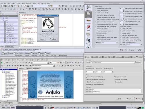 IDE для GNOME