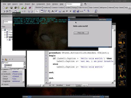 kylix3 on slackware