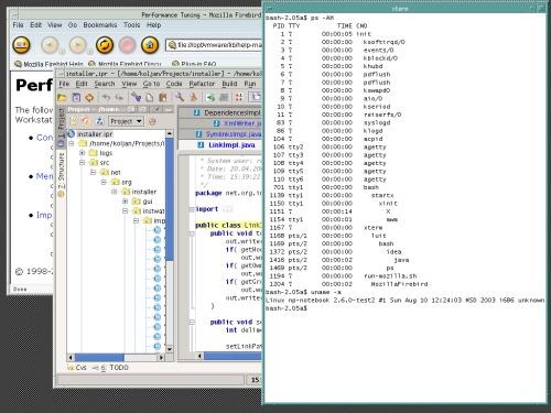 NPTL и Linux 2.6.0