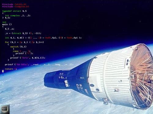 gcc 3.3.1 > C9x :-)