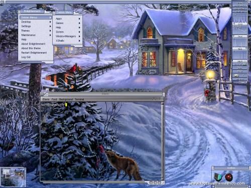 Зимной Enlightenment