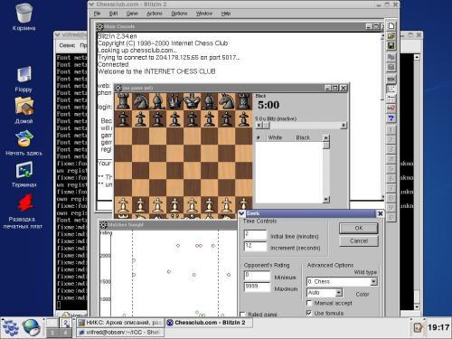 Шахматные партии по интернет