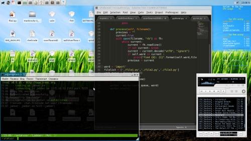 Xfce - окружение настоящих джедаев
