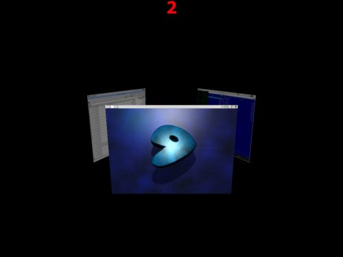 desktop pager в 3d