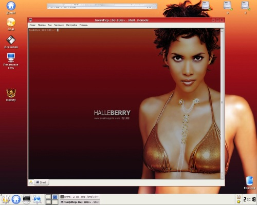 KDE 3.2 & Halle Berry