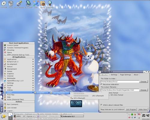 My Slackware