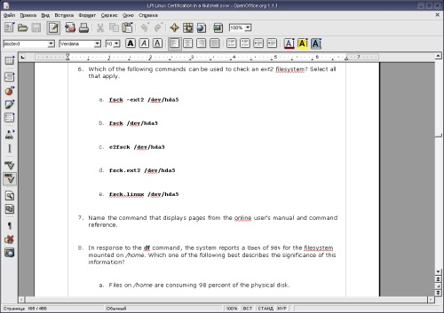 Ximian's OpenOffice.org
