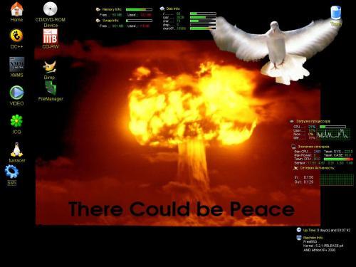 nas4et togo 4to FreeBSD+desktop nesovmestimi