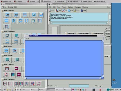 Builder Xcessory - малоизвестная рисовалка GUI
