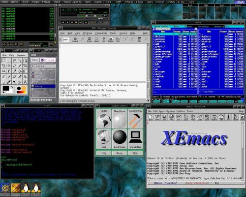FreeBSD 4.3 & Afterstep