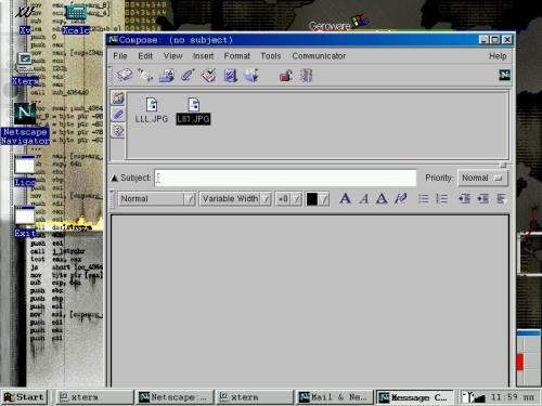 FreeBSD 4.3 + qvwm Знаете-ли:))