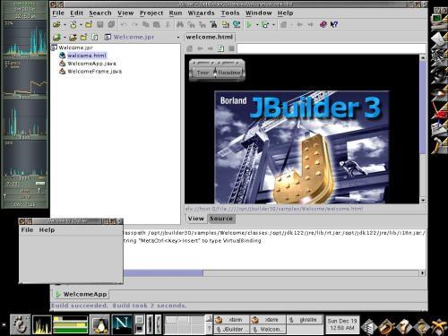 Borland JBuilder 3.0