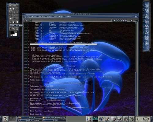 E + Gnome + KDE + vse te zhe gribochki :)