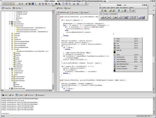 KDEStudio beta 2.0pre