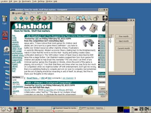 Антиалиасинг: Xft -> QT -> KDE