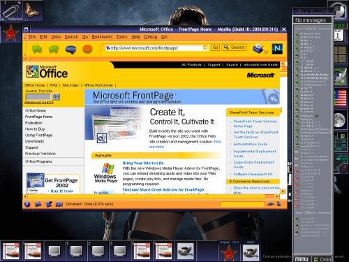 Вы уверены, что _эта_ страница лучше выглядит в IE+WinXP???