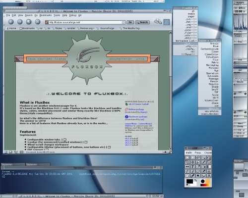 Mozilla 0.9.7; fluxbox; freebsd