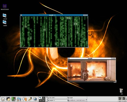 KDE3+MPEG4=созданы друг для друга:)