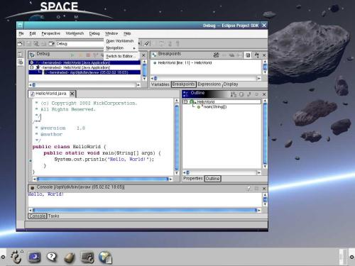 Java & GTK+
