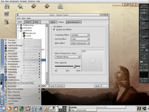 KDE 3.0, bumpy install... bumpy install... хрен! легше не бывает!
