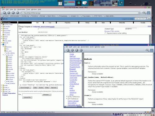 fvwm2 + linux 2.4.18