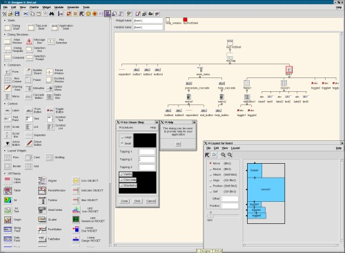 X-Designer— мощная и удобная рисовалка интерфейсов
