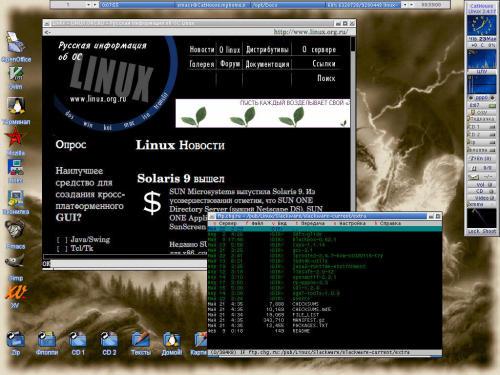 LINKS & NFTP