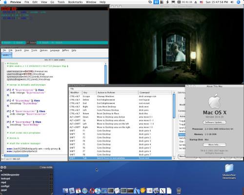Enlightenment + Mac