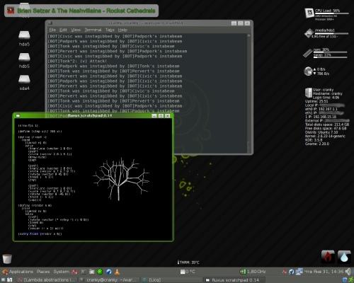 Тёмная_сторона (в ожидании KDE4.1)