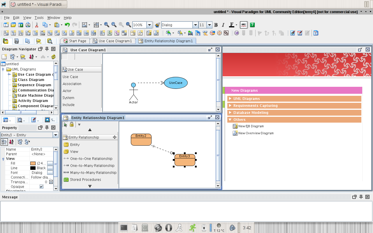 visual paradigm uml community edition - Visual Paradigm For Uml Community Edition