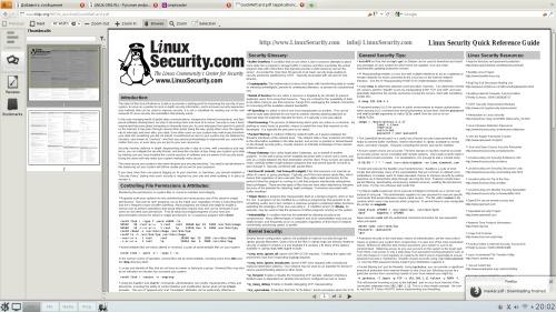Firefox & KDE