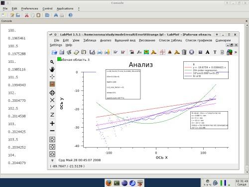 Scilab+LabPlot
