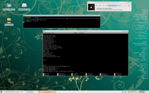 Xfce4 at home