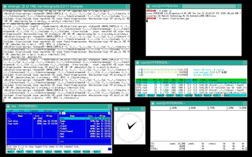 Gentoo x86_64