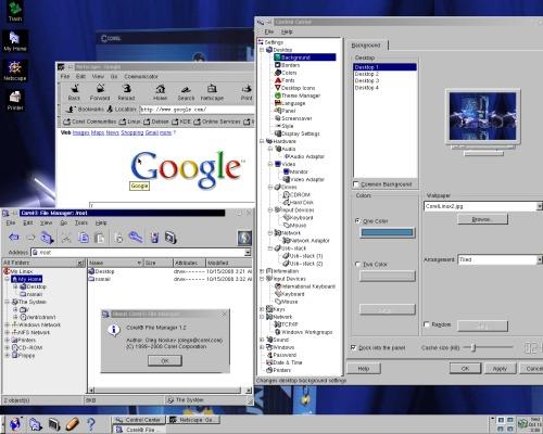 Corel Linux 1.1
