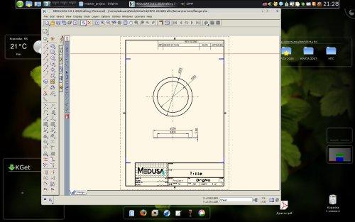 Осваиваем нативную CAD систему