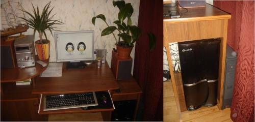 Мой домашний PC